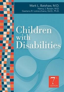 Children with Disabilities, Seventh Edition 7 9781598571943