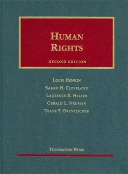 Human Rights (University Casebook Series) 2 9781599412610