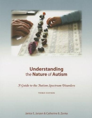 Understanding the Nature of Autism: A Guide to the Autism Spectrum Disorders, by Janzen, 3rd Edition 3 w/CD 9781602510258