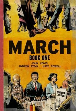 March, by Lewis, Book 1 9781603093002