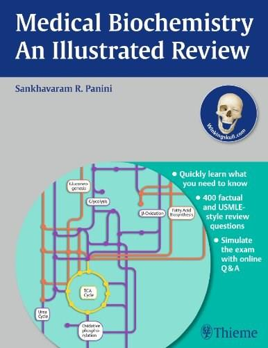 Medical Biochemistry: An Illustrated Review, by Panini PKG 9781604063165