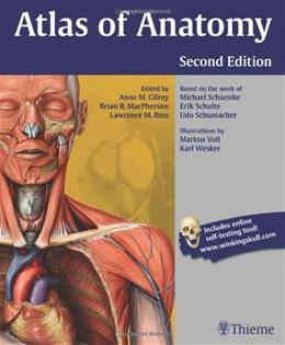Atlas of Anatomy 2 PKG 9781604067453