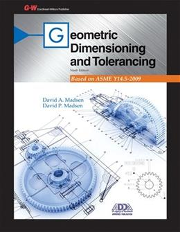 Geometric Dimensioning and Tolerancing 9 9781605259383