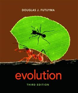 Evolution, Third Edition 3 9781605351155