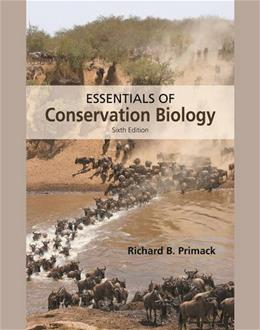 Essentials of Conservation Biology 6 9781605352893