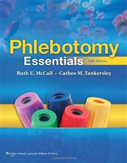 Phlebotomy Essentials 5 PKG 9781605476377