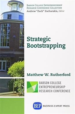 Strategic Bootstrapping 9781606496985