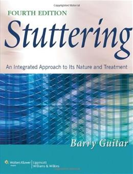 Stuttering: An Integrated Approach to Its Nature and Treatment 4 PKG 9781608310043