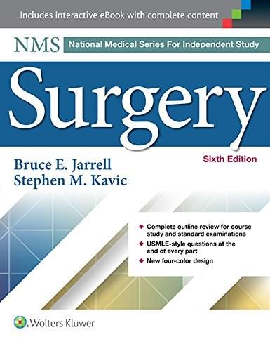 NMS Surgery (National Medical Series for Independent) 6 9781608315840