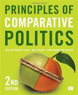 Principles of Comparative Politics 2 9781608716791