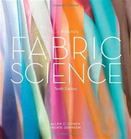 JJ Pizzutos Fabric Science 10th Edition 10 w/CD 9781609013806