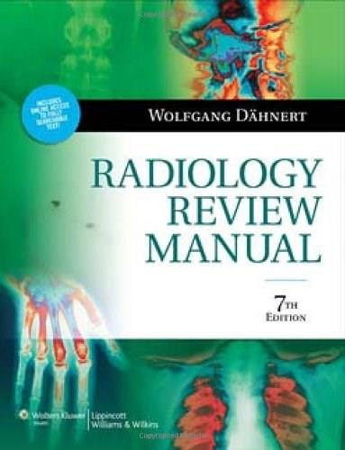 Radiology Review Manual, by Dahnert, 7th Edition 7 PKG 9781609139438