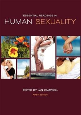 Essential Readings in Human Sexuality, by Campbell 9781609277802