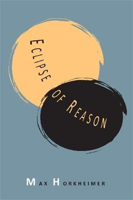 Eclipse of Reason 9781614274131