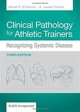 Clinical Pathology for Athletic Trainers: Recognizing Systematic Disease 3 PKG 9781617110917