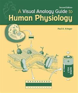 Visual Analogy Guide to Human Physiology, by Krieger, 2nd Edition 9781617312403