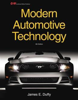 Modern Automotive Technology Shop Manual 8 9781619603776