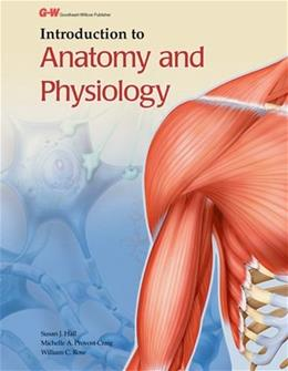 Introduction to Anatomy and Physiology, by Hall 9781619604124