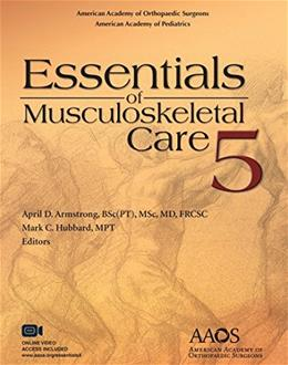 Essentials of Musculoskeletal Care 5 9781625524157