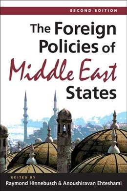 The Foreign Policies of Middle East States 2 9781626370296