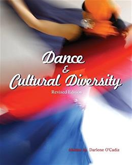 Dance and Cultural Diversity, by OCadiz 9781626613096