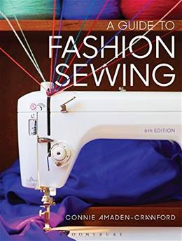 A Guide to Fashion Sewing: Studio Access Card 6 9781628921847