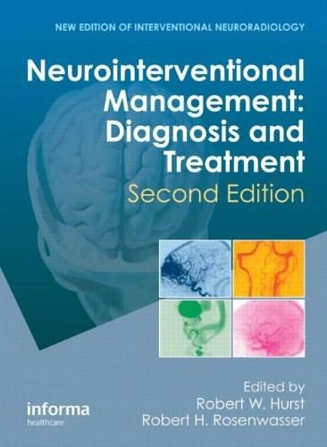 Neurointerventional Management: Diagnosis and Treatment 2 9781841848068