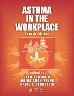 Asthma in the Workplace, by Malo, 4th Edition 9781842145913