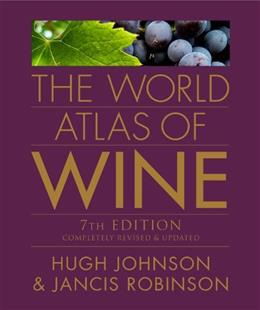 World Atlas of Wine, by Johnson, 7th Edition 9781845336899
