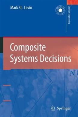 Composite Systems Decisions, by Levin 9781846280016