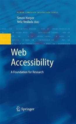 Web Accessibility, by Harper 9781848000490