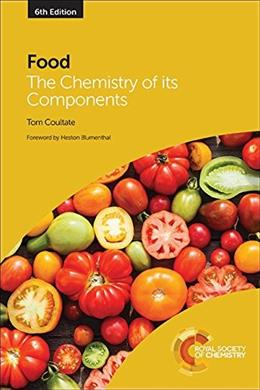 Food: The Chemistry of its Components 6 9781849738804
