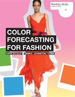 Color Forecasting for Fashion, by Scully 9781856698207