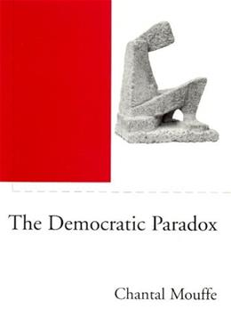 The Democratic Paradox 0 9781859842799
