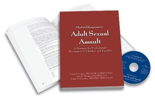 Medical Response to Adult Sexual Assault: A Resource for Clinicians and Other Professionals, by Ledray BK w/CD 9781878060112