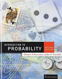 Introduction to Probability, 2nd Edition 9781886529236