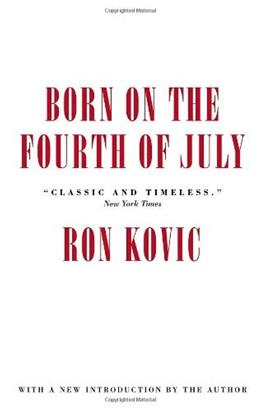 Born on the 4th of July, by Kovic 9781888451788