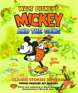Walt Disneys Mickey and the Gang: Classic Stories in Verse First soft 9781888472066