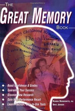 Great Memory Book, by Markowitz 9781890460044