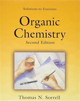 Organic Chemistry, by Sorrell, 2nd Edition, 2 BOOK SET 2 PKG 9781891389474