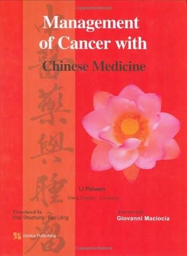 Management of Cancer With Chinese Medicine 9781901149043