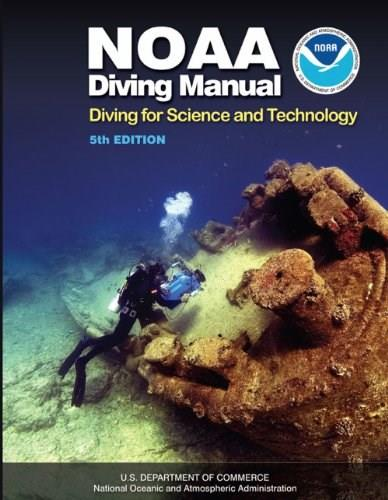 NOAA Diving Manual, by Best Publishing, 5th Edition 9781930536630