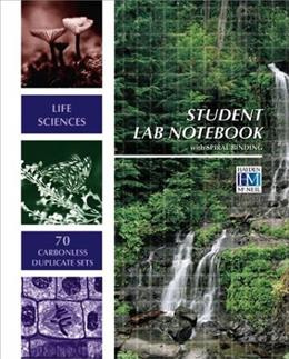 Life Sciences, by Hayden-McNeil, Lab Notebook 9781930882355