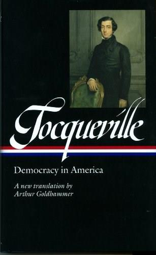 Democracy in America, by Tocqueville 9781931082549