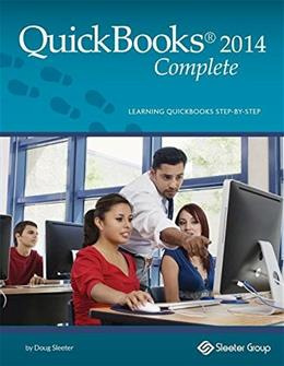QuickBooks Complete, by Sleeter BK w/CD 9781932487596