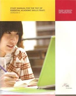 Test of Essential Academic Skills TEAS, by Assessment Technologies, Version 5, Study Guide 2 9781933107981