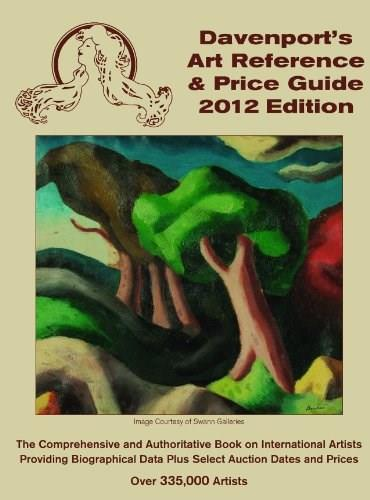 2012 Davenports Art Reference and Price Guide, by LTB Gordonsart, Inc., 17th Edition 9781933295428