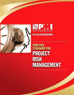 Practice Standard for Project Risk Management, by Project Management Institute 9781933890388