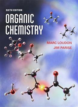 Organic Chemistry, by Loudon, 6th Edition, 2 BOOK SET 6 PKG 9781936221592