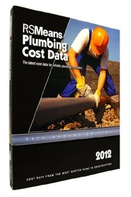 RSMeans Plumbing Cost Data 2012, by RSMeans, 35th Edition 9781936335435